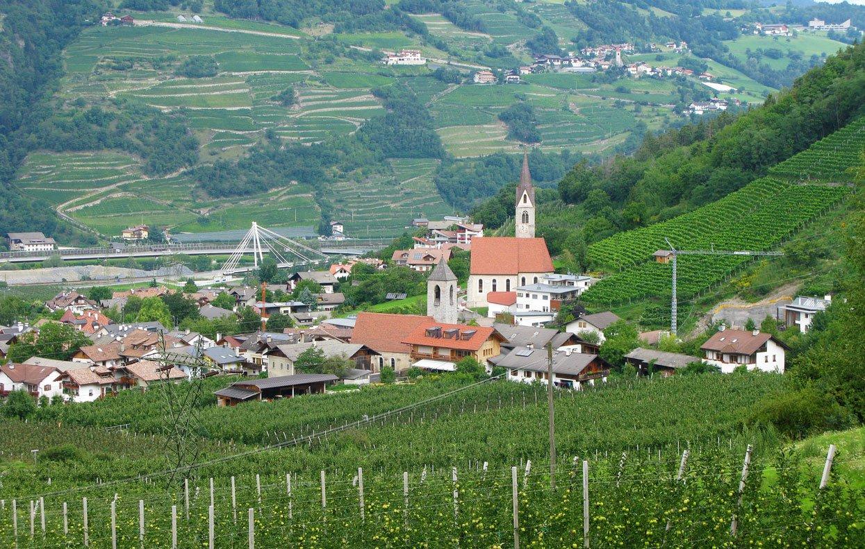 Albeins – Brixen's southern door