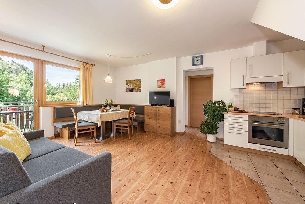 Un appartamento vacanza in Alto Adige – si può chiedere di più?