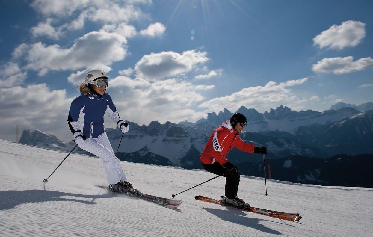 Traumhafte Lage für Wintersportler