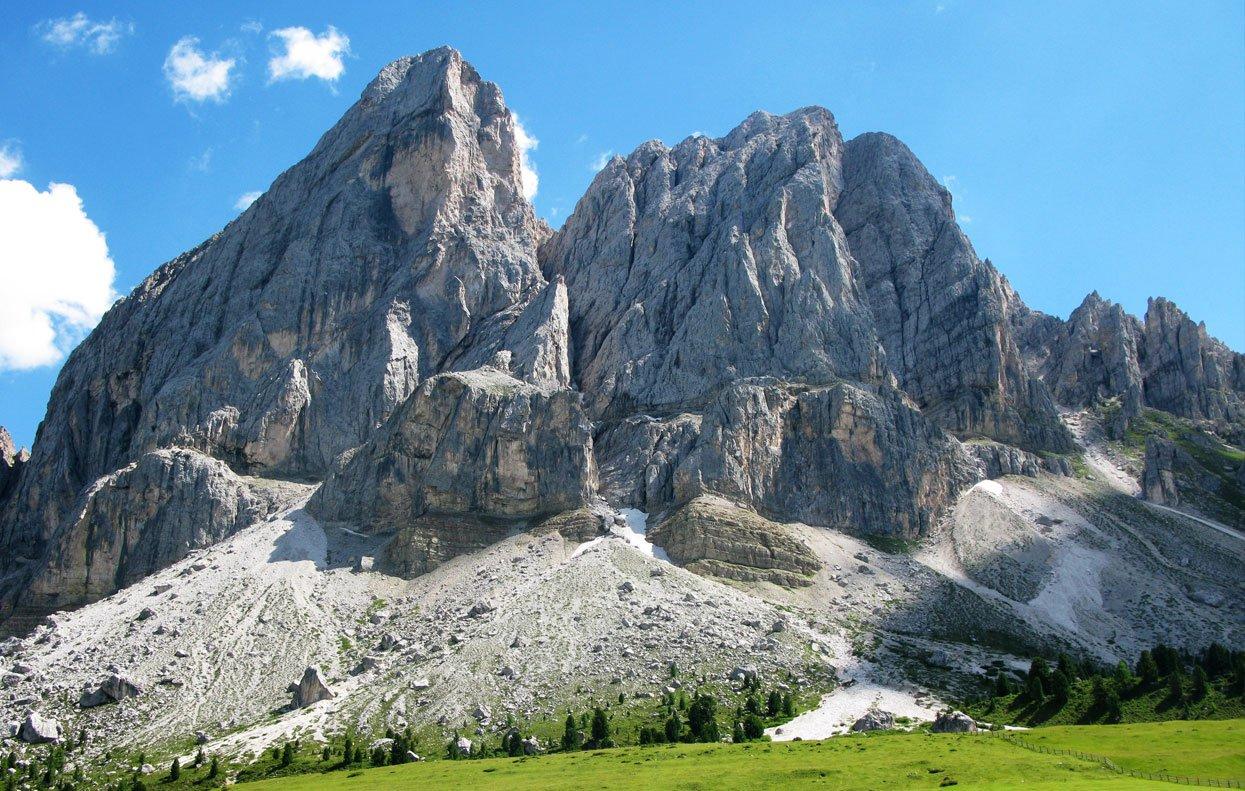 Folgen Sie dem Ruf der Berge