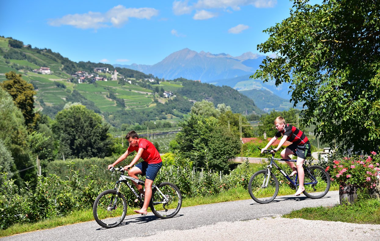 Children's Holidays in South Tyrol